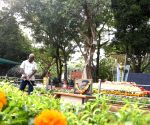Preparations for Bal Thackeray's 7th death anniversary