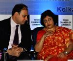 SBI Chairman Arundhati Bhattacharya at Indian Chamber of commerce