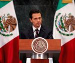 File Photo: President of Mexico Enrique Pena Nieto