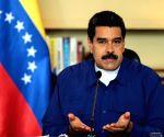 File Photo: President of Venezuela Nicolas Maduro