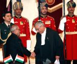 Justice T.S. Thakur sworn in as the Chief Justice of India