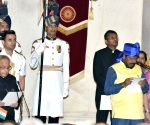 Swearing-in ceremony - Ramdas Athawale