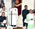 Swearing-in ceremony - Vijay Goel