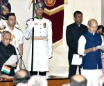 Swearing-in ceremony - Anil Madhav Dave