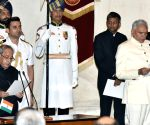 Swearing-in ceremony - C.R. Chaudhary