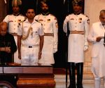 Swearing-in ceremony - Parshottam Rupala -
