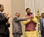 International Literacy Day - President Mukherjee