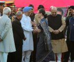 President Mukherjee at Dharmik Leela Committee Ramleela