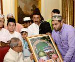 President Pranab Mukherjee celebrates Eid ul-Fitr