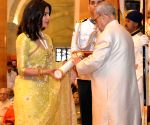 Civil Investiture Ceremony - Priyanka