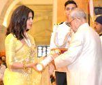 Priyanka Chopra Jonas recalls being feted with Padma Shri