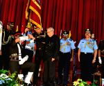 President's Colours to Defence Services Staff College