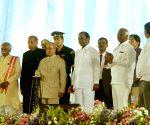 President Mukherjee inaugurates Osmania University's centenary celebrations