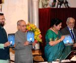 """President Mukherjee launches """"START-UP Policy AICTE-2016"""