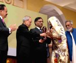 Biennial Awards for Grassroots Innovations and Outstanding Traditional Knowledge - President Mukherjee