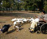 President's wife Suvra Mukherjee is dead
