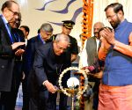 President Mukherjee at anniversary celebration of Indian School of Business