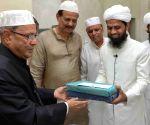 President Mukherjee  visits  President's Estate Masjid