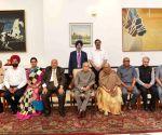 Malti Gyan Peeth Puruskar ceremony
