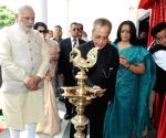 President Pranab Mukherjee dedicates Rashtrapati Bhavan Museum to the nation