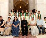 National Child Awards for Exceptional Achievement 2016 - President Mukherjee