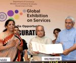 President Mukherjee addresses at GES-2017