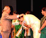 Bharatnatyam performance by Ms. Malavika Sarrukai