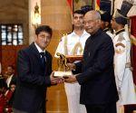 Dhyanchand Award 2019 - Nitten Kirrtane