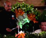 Banquet - President Kovind