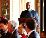 Sydney (Australia): Australian Governor General hosts State Lunch for President Kovind