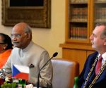 Prague (Czech Republic): President Kovind at University of Charles