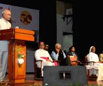Golden Jubilee celebrations of Jesus and Mary College - President Kovind