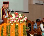 Solan (Himachal Pradesh): President Kovind at 9th convocation of Dr YS Parmar University of Horticulture & Forestry