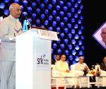 Surat (Gujarat): President Kovind  presents 'Santokbaa Humanitarian Award