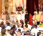 Swearing in of new ministers