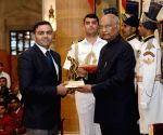 Dhyanchand Award 2019 - Manoj Kumar