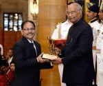 Dhyanchand Award 2019 - Arup Basak