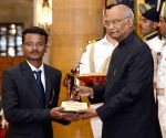 Tenzing Norgay National Adventure Award 2018 - late Dipankar Ghosh