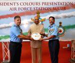 President Kovind at President's Colours presentation-2019 in TN
