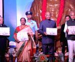 President Kovind unveils Mahatma Gandhi's statue at Dakshina Bharat Hindi Prachar Sabha