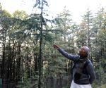 President Kovind visits Shimla's Water Catchment Sanctuary