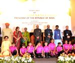 Indian Community reception - President Kovind