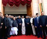 President Ram Nath Kovind inaugurated the new building of Rajsthan High Court