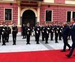 President Kovind accorded Ceremonial welcome in Slovenia