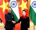 Hanoi (Vietnam): President Kovind meets Vietnam National Assembly Chairperson