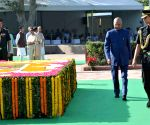 President Kovind pays homage to Lal Bahadur Shastri