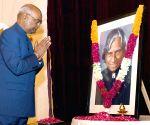 A.P.J. Abdul Kalam's 86th birth anniversary - President Kovind pays tribute