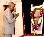President pays homage to K.R. Narayanan