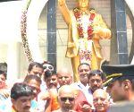 Mhow (Madhya Pradesh): Dr. B.R. Ambedkar's 127th birth anniversary - President Kovind pays tributes