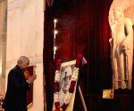 Former President Zakir Hussain's birth anniversary - President Kovind pays tributes